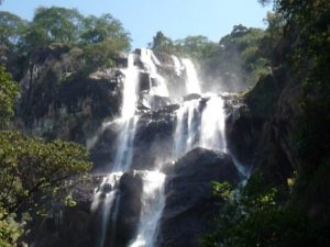 Magnificent Sanje Falls