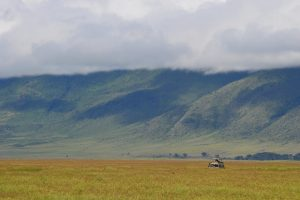 Safari Vehicle Ngorongoro Crater