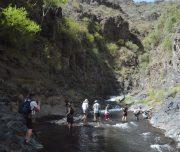 River Crossing Lake Natron