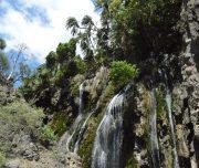 Waterfalls Lake Natron