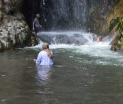 Lake Natron Waterfalls