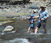 Lake Natron Waterfalls Hike