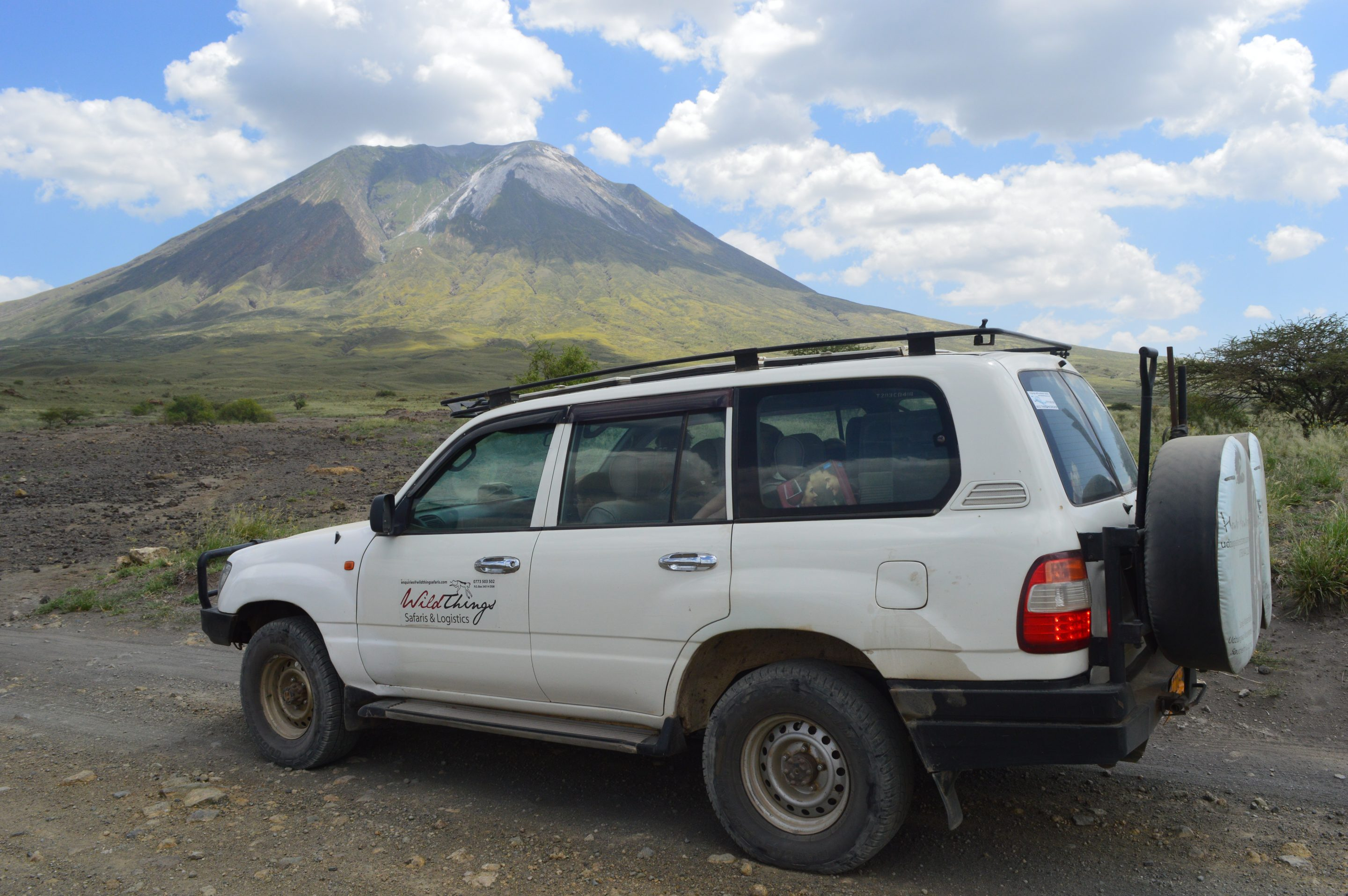 Landcruiser Lake Natron