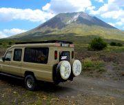 Safari Car Lake Natron