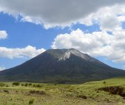Masai Mountain of God
