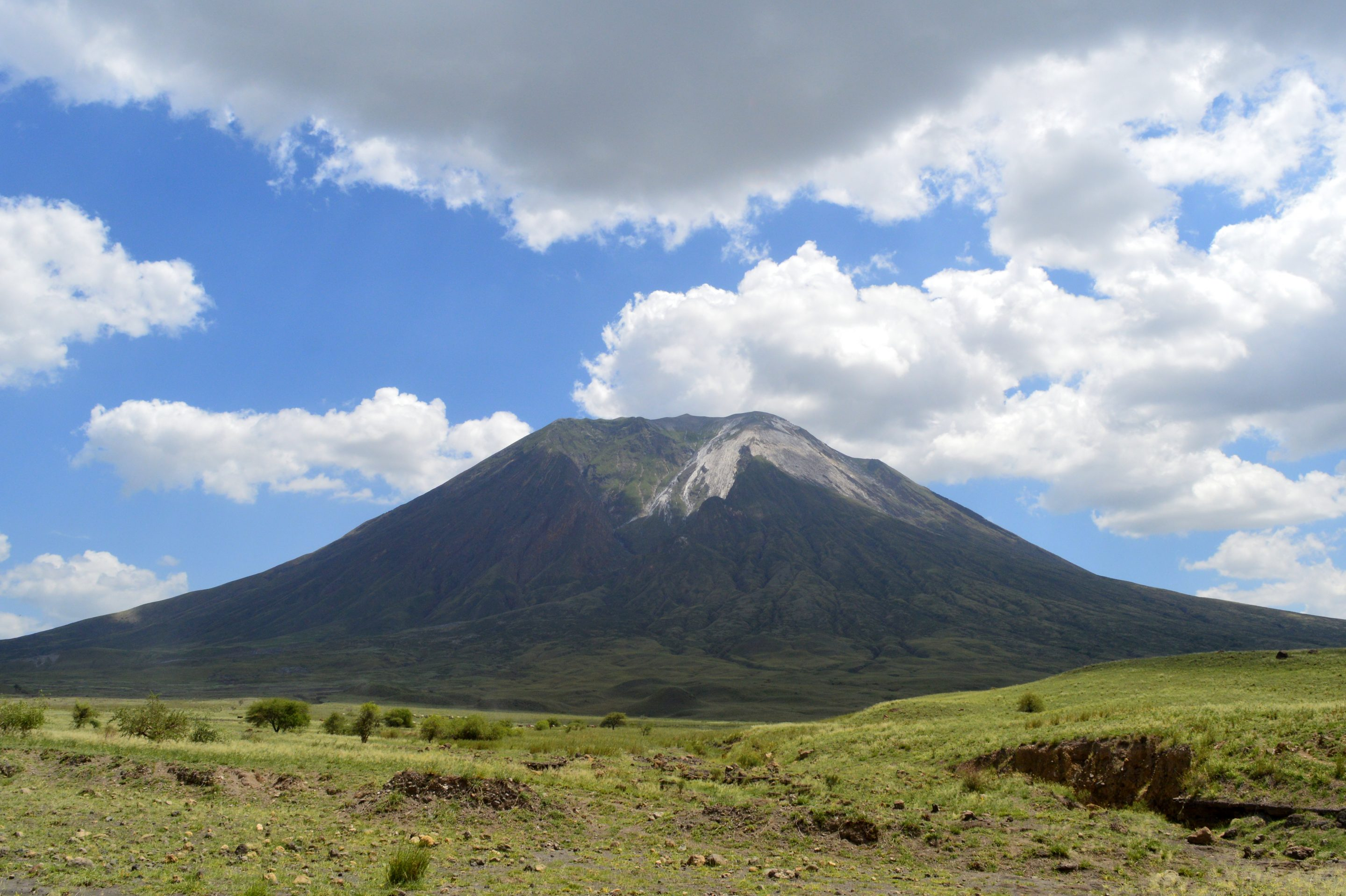 Masai Mountain of God