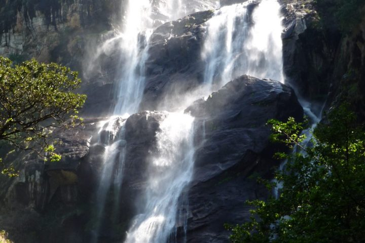 Sanje Falls, Udzungwa Mountains