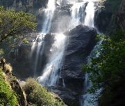 Sanje Waterfall, Udzungwa Mountains