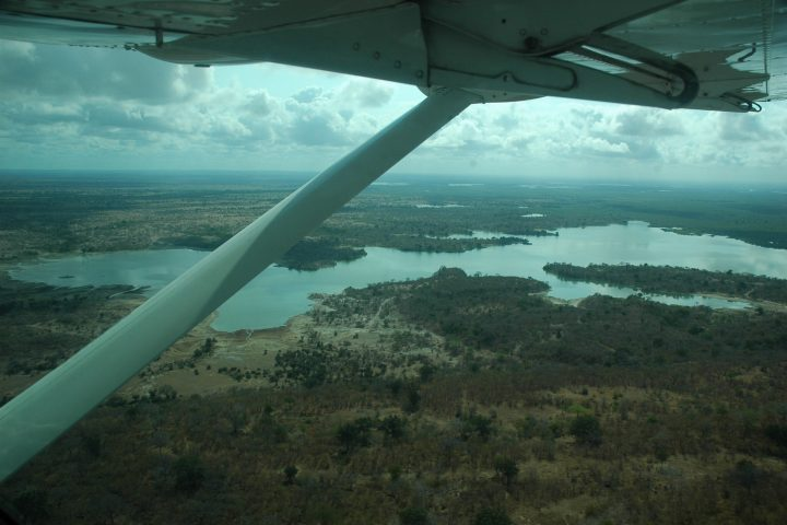 Selous From the Sky