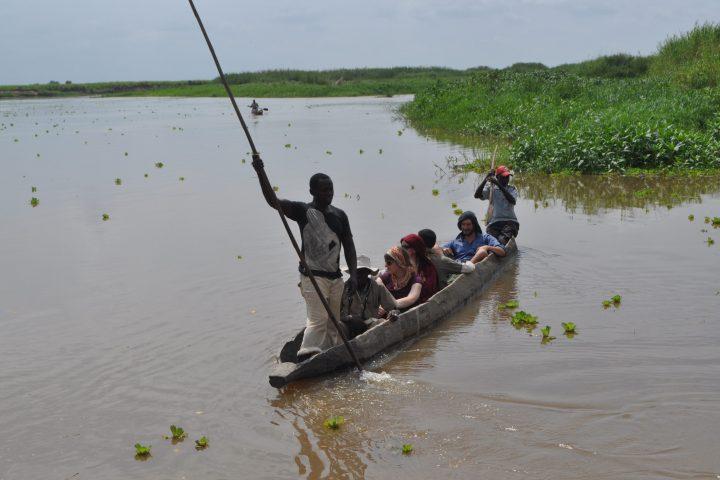Kilombero Canoe safari