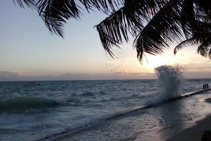 Zanzibar Beach Splash